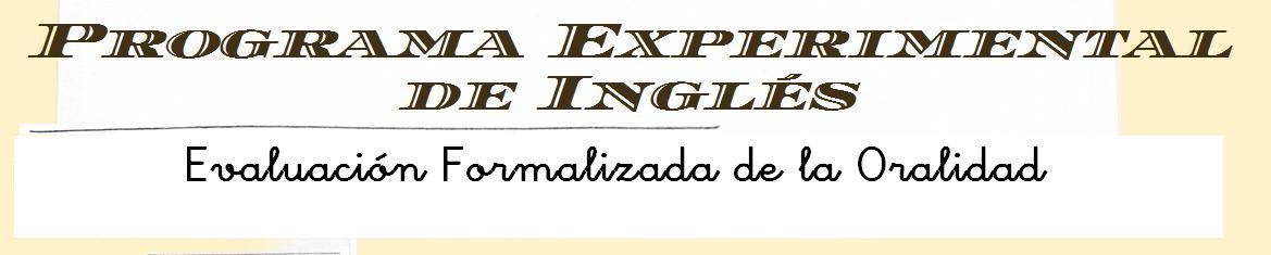 Proyecto Experimental Inglés